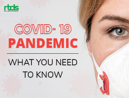 COVID19 Pandemic - What You Need To Know