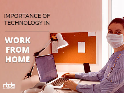 Importance of Technology During Work From Home